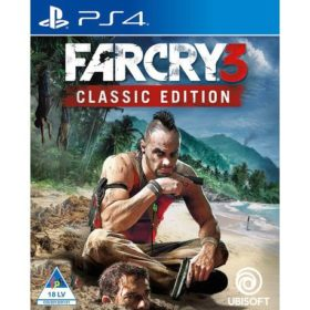 FAR CRY 3: REMASTERED HD CLASSIC EDITION (PS4)