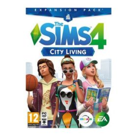 THE SIMS 4 CITY LIVING PC (EP3)