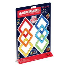Magformers Square 6 Set