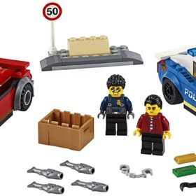 LEGO® CITY POLICE® Police Highway Arrest 60242