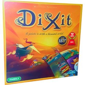 Dixit (English and Afrikaans)