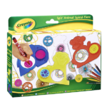 CRAYOLA SPIR ANIMALS