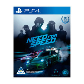 NEED FOR SPEED (2015) HITS PS4