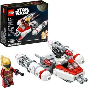 LEGO® STAR WARS TM® Resistance Y-Wing Microfighter 75263