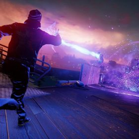 INFAMOUS SECOND SON (PS4 HITS)