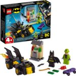 LEGO® SUPER HEROES® Batman™ vs. The Riddler™ Robbery 76137