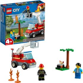 LEGO® CITY FIRE® Barbecue Burn Out 60212