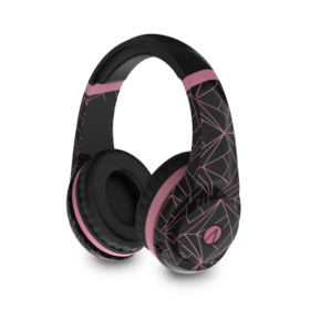 STEALTH ABSTRACT ROSE GOLD MULTIFORMAT HEADSET