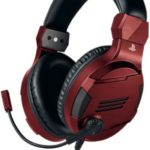 BIGBEN STEREO HEADSET_V3 RED