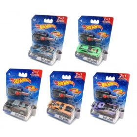 HOT WHEELS KEY CAR-COLOUR CHANGING