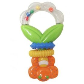 SOFT BEGINNINGS JIGGLY RATTLE -BEE
