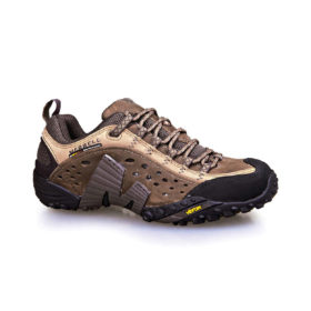 MERRELL - INTERCEPT MOTH BROWN  SHOE- 73705