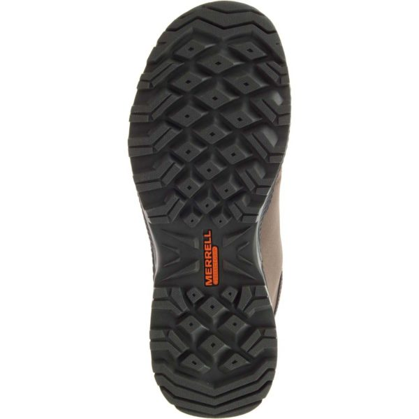 MERRELL - FORESTBOUND MID WP DARK EARTH SHOE - 77299