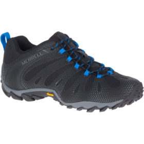 MERRELL - CHAM 8 FLUX BLACK SHOE- J033083