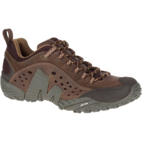 MERRELL - INTERCEPT DARK BROWN  SHOE- J598673