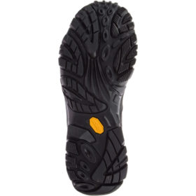 MERRELL - MOAB ADVENTURE CHELSEA PLR WP BLACK SHOE - J61847