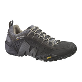MERRELL - INTERCEPT BLACK  SHOE- J73703