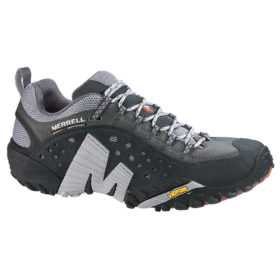 MERRELL - INTERCEPT CHARCOAL  SHOE- J73785