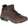 MERRELL - MOAB ADVENTURE MID WP DARK EARTH  SHOE- J91819