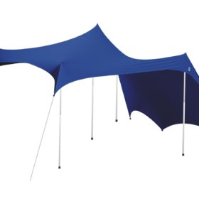 Eazio Stretch Tent Gazebo - Royal Blue - 4.5m*4.5m