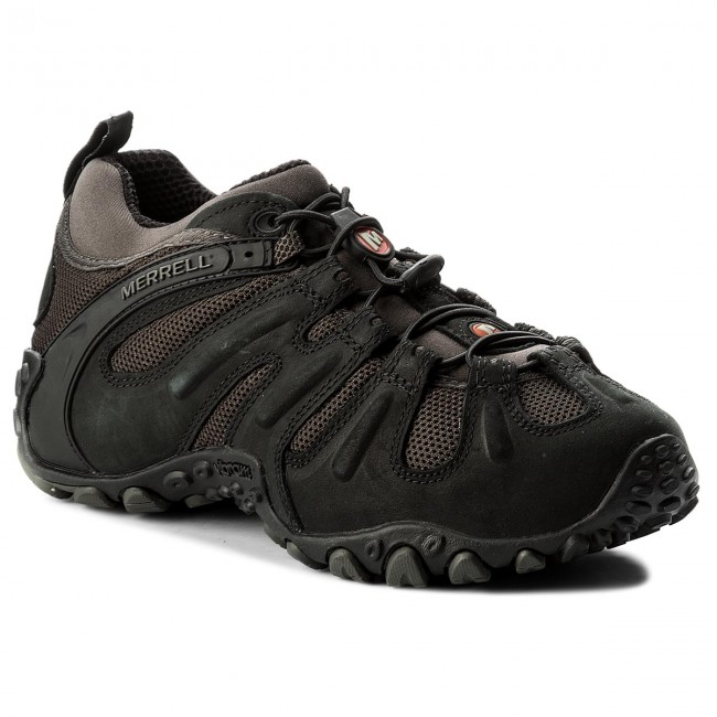MERRELL - CHAM II STRETCH BLACK/BROWN - J559599