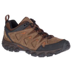 MERRELL - PULSATE 2 MID LTR WP DARK EARTH - J48565