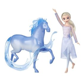 HASBRO® FROZEN 2 - BASIC ELSA AND THE NOKK