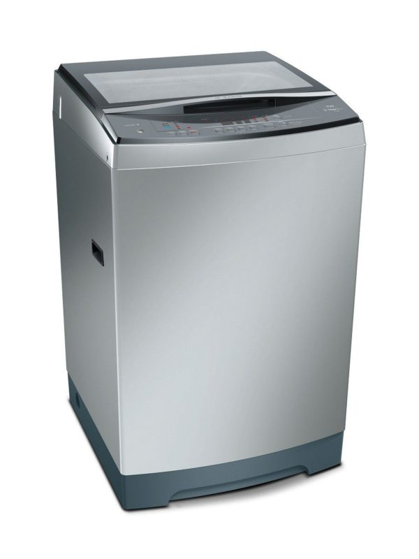 Bosch WOE135S0ZA 13KG Silver Top Loader Washing Machine