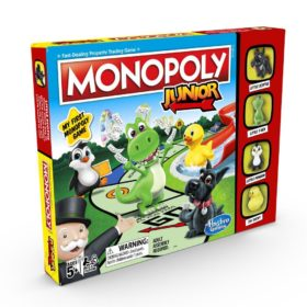 HASBRO® MONOPOLY JUNIOR (ENGLISH)