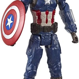 HASBRO® MARVEL - AVN TITAN HERO MOVIE CAPTAIN AMERICA