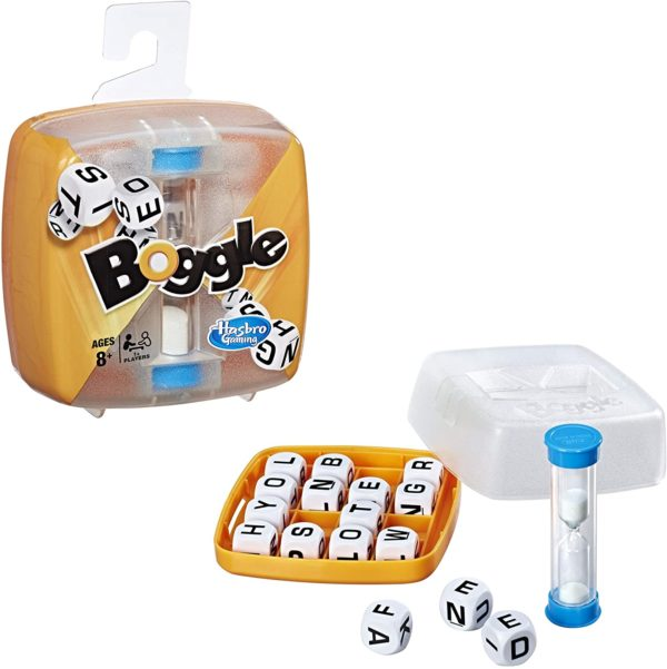 HASBRO® FAMILY GAMING - BOGGLE CLASSIC (ENGLISH)