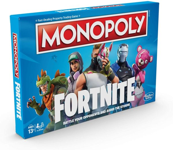 HASBRO® MONOPOLY FORTNITE (ENGLISH)