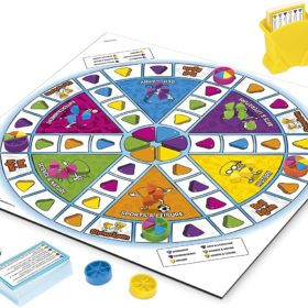 HASBRO® ADULT GAMING - TRIVIAL PURSUIT FAMILY ED.(ENGLISH)