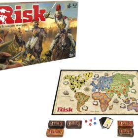HASBRO® ADULT GAMING - RISK (ENGLISH)