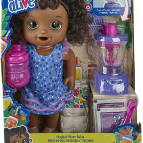 HASBRO® BABY ALIVE - MAGICAL MIXER BABY BERRY