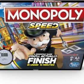 HASBRO® MONOPOLY SPEED (ENGLISH)