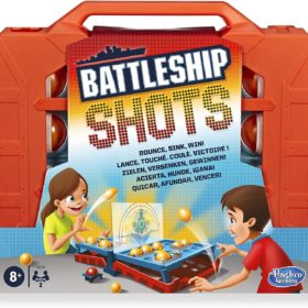 HASBRO® KIDS GAMING - BATTLESHIP SHOTS (EN - FR - ES - DE)