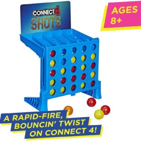 HASBRO® KIDS GAMING - CONNECT 4 SHOTS (ENGLISH)