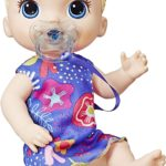 HASBRO® BABY ALIVE - BY LIL SOUNDS BLONDE HAIR