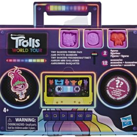 HASBRO® TROLLS - TINY DANCERS FRIEND PACK