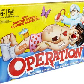 HASBRO® PRESCHOOL GAMING - OPERATION PET SCAN (ENGLISH)