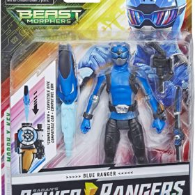 HASBRO® POWER RANGERS - BMR RANGER MASK BLUE