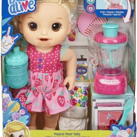 HASBRO® BABY ALIVE - MAGICAL MIXER BABY STRAWBERRY