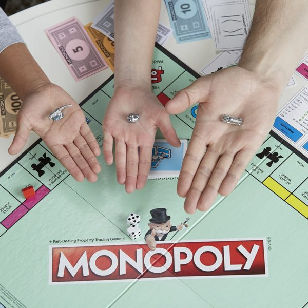 HASBRO® MONOPOLY CLASSIC (SOUTH AFRICA)