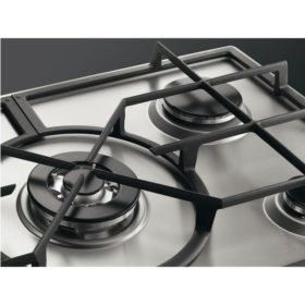 AEG HG956440SM 900mm Stainless Steel 6 Burner Gas Hob