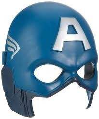 HASBRO® MARVEL - AVN HERO MASK Captain America